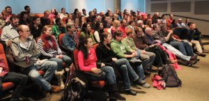 seminar audience